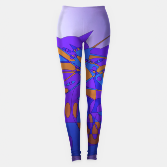 Thumbnail image of cats trio Leggings, Live Heroes