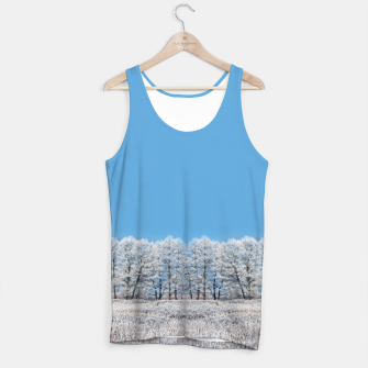 Thumbnail image of White trees Tank Top, Live Heroes