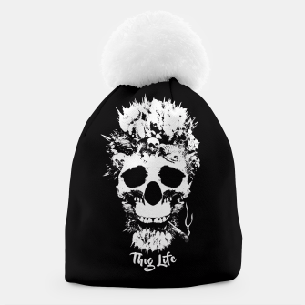 Thumbnail image of Thug Life Beanie, Live Heroes