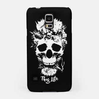 Thumbnail image of Thug Life Samsung Case, Live Heroes