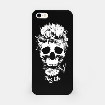 Thumbnail image of Thug Life iPhone Case, Live Heroes