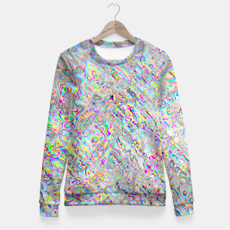 Thumbnail image of ACID LIGHT Fitted Waist Sweater, Live Heroes