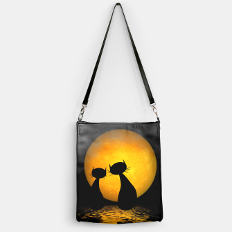 Thumbnail image of mooncat's evening Handbag, Live Heroes