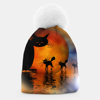 Thumbnail image of mooncat's catwalk Beanie, Live Heroes