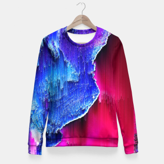 Thumbnail image of Breathe Fitted Waist Sweater, Live Heroes