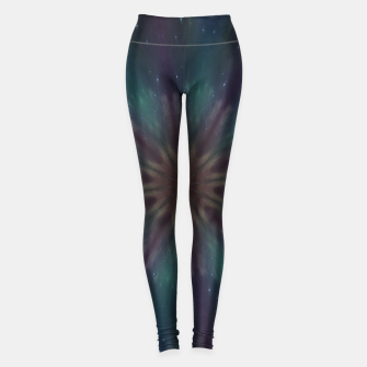 Thumbnail image of Green magic Leggings, Live Heroes