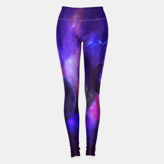 Thumbnail image of Planetary wings  Leggings, Live Heroes