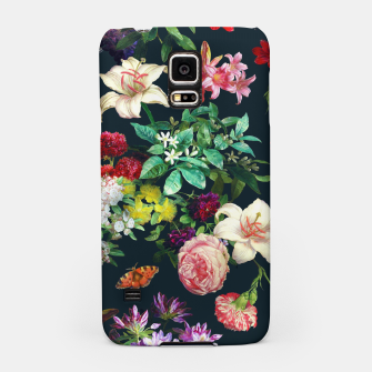 Thumbnail image of Flowery pattern Samsung Case, Live Heroes
