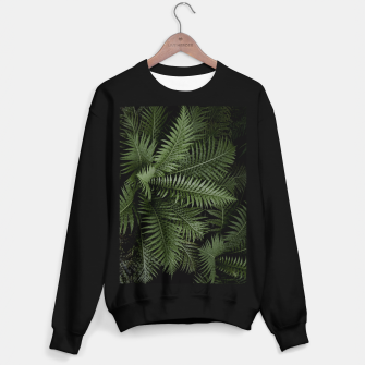 Imagen en miniatura de Tropical Leaves 02 Sweater regular, Live Heroes