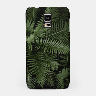 Thumbnail image of Tropical Leaves 02 Samsung Case, Live Heroes