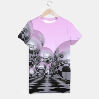 Thumbnail image of balls and balls T-shirt, Live Heroes
