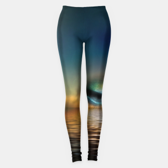 Thumbnail image of fashion surreal -2- Leggings, Live Heroes