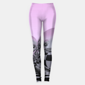 Thumbnail image of balls and balls Leggings, Live Heroes