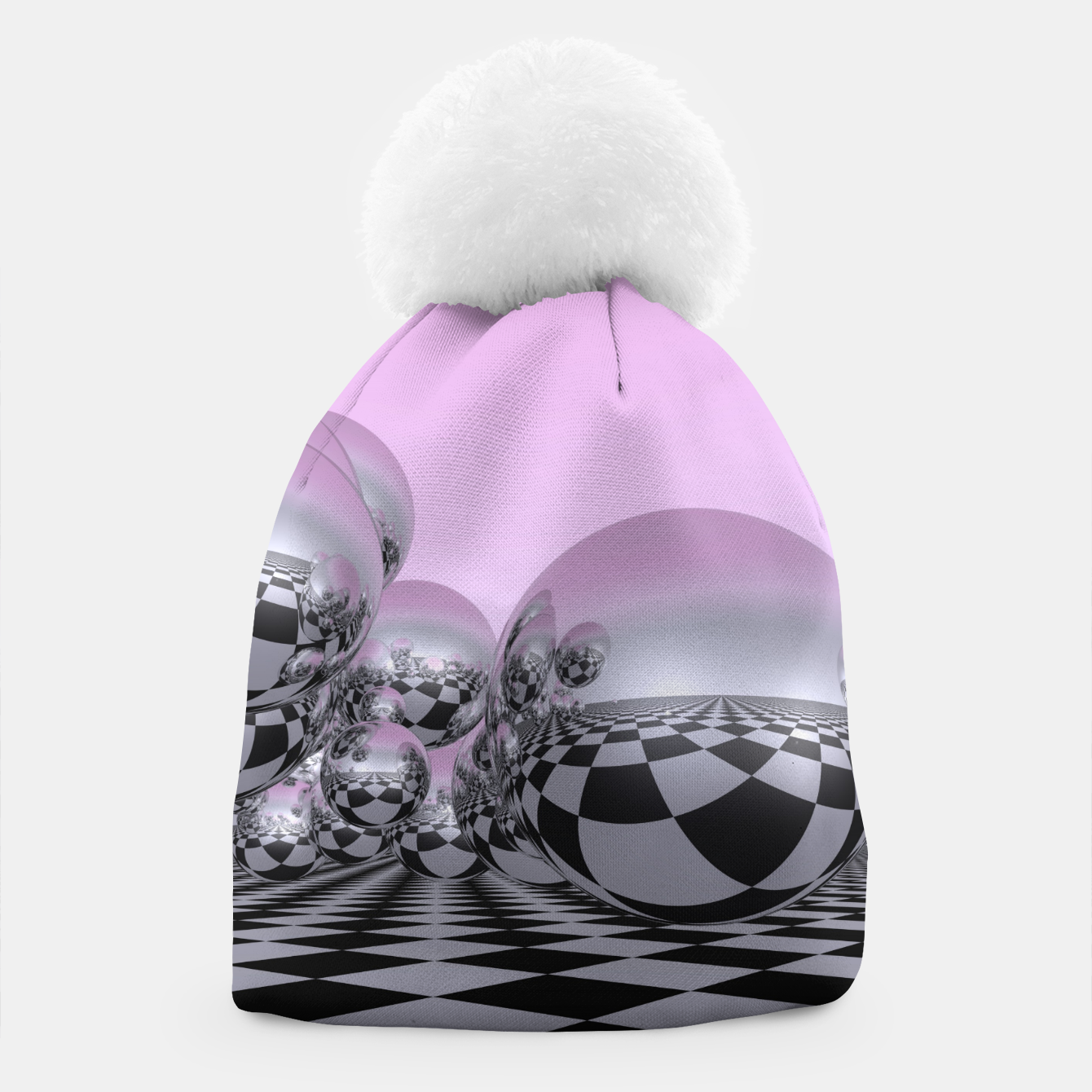 Image of balls and balls Beanie - Live Heroes