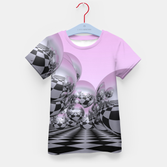 Thumbnail image of balls and balls Kid's T-shirt, Live Heroes