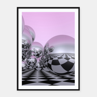 balls and balls Framed poster thumbnail image