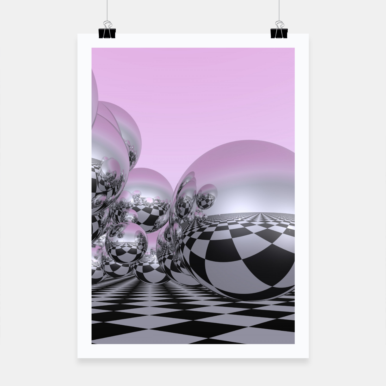 Image of balls and balls Poster - Live Heroes