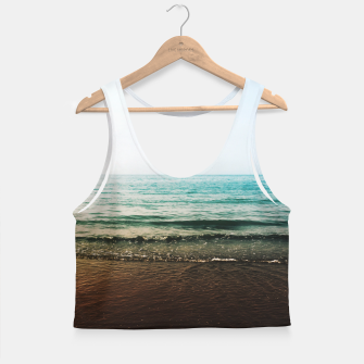 Thumbnail image of Wave Dream Crop Top, Live Heroes