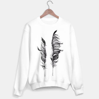 Imagen en miniatura de Feathers Sweater regular, Live Heroes
