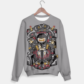 Thumbnail image of hoodoid original Sweater, Live Heroes