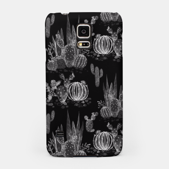 Thumbnail image of Watercolor cactuses print Samsung Case, Live Heroes