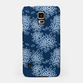 Thumbnail image of Abstract floral print Samsung Case, Live Heroes