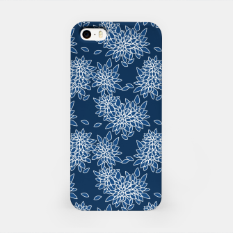 Thumbnail image of Abstract floral print iPhone Case, Live Heroes