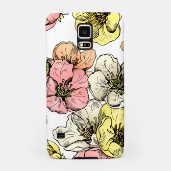 Thumbnail image of Colorful Poppies Samsung Case, Live Heroes