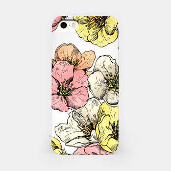 Thumbnail image of Colorful Poppies iPhone Case, Live Heroes