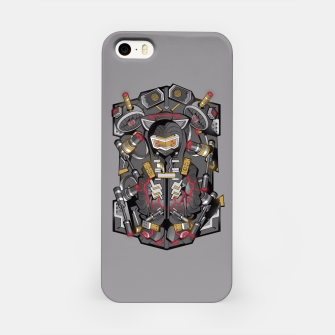 Thumbnail image of hoodoid original iPhone Case, Live Heroes