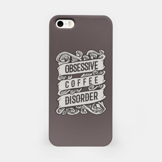 Thumbnail image of OCD iPhone Case, Live Heroes