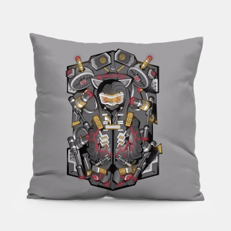 Thumbnail image of hoodoid original Pillow, Live Heroes
