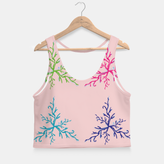 Thumbnail image of Corals Crop Top : VINTAGE PINK COLLECTION 2017, Live Heroes