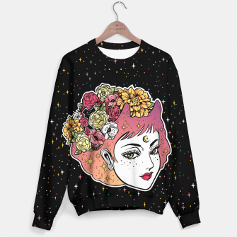 Thumbnail image of Floral Venus Sweater, Live Heroes