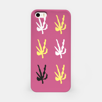 Thumbnail image of iPhone artistic handdrawn Case : SEAWEEDS, Live Heroes