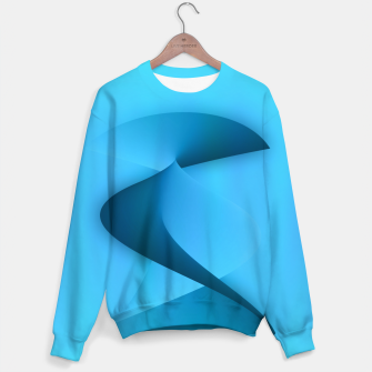 Thumbnail image of rising energy Sweater, Live Heroes