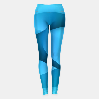 Thumbnail image of rising energy Leggings, Live Heroes