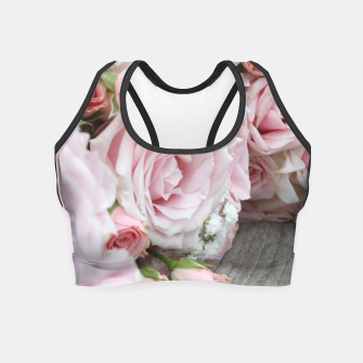 Thumbnail image of NL Glamour Crop Top, Live Heroes