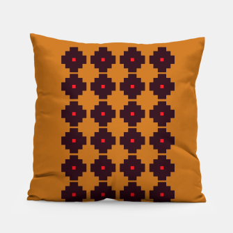 Thumbnail image of Luxury artistic Fashion Pillow : BROWN TURKEY 2017, Live Heroes