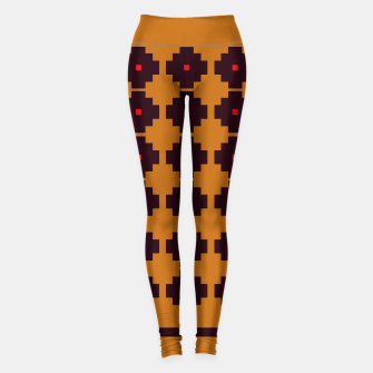 Thumbnail image of Luxury designers leggings : ETHNO TURKEY. Sporty edition 2017, Live Heroes