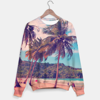 Thumbnail image of Weekend Vibes Sweater, Live Heroes