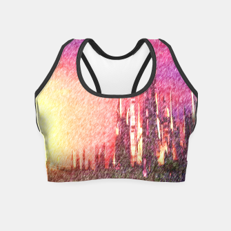Imagen en miniatura de Alteran sunset Crop Top, Live Heroes