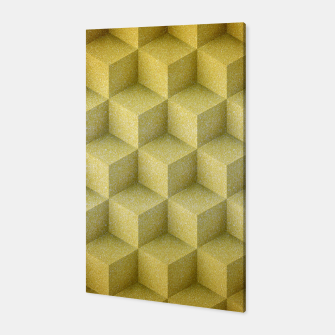 Thumbnail image of Golden cubes Canvas, Live Heroes
