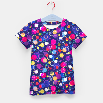 Thumbnail image of Pattern Kid's T-shirt, Live Heroes