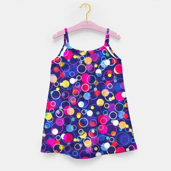 Thumbnail image of Pattern Girl's Dress, Live Heroes