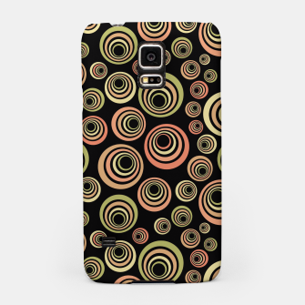 Thumbnail image of Groovy 60's Samsung Case, Live Heroes