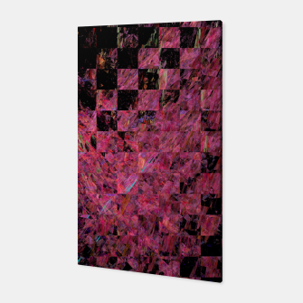Thumbnail image of Fractal with abstract heart Canvas, Live Heroes