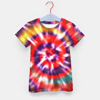 Thumbnail image of Colorful Batik Pattern III T-Shirt für Kinder, Live Heroes