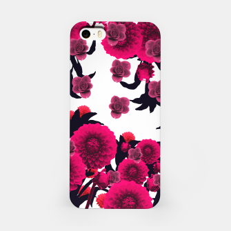 Thumbnail image of CUTE RAINING FLOWERS iPhone Case, Live Heroes