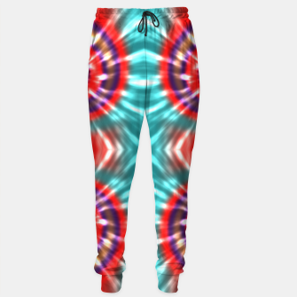 Thumbnail image of Colorful Batik Pattern IV Trainingshose, Live Heroes